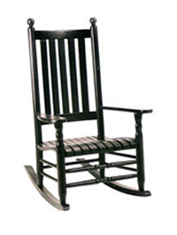 Carolina Slat Porch Rocker
