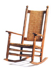 P & P Chair Company - Manufacturers of the Authentic Kennedy Presidential Rocker!